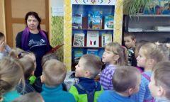 Слайд-экскурсия «Мое Балезино» в Детской библиотеке