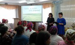 Встреча «Сердца и талант родному селу»: новая встреча «Литературного квартала»