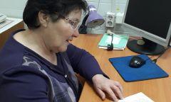 День удмуртского языка в Дебесской районной библиотеке