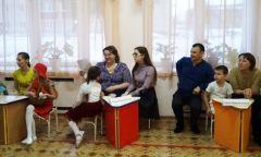 Семейный конкурс Камбарской ЦГБ «Театр+книга»