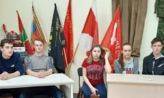 Интеллектуальная игра «100 лет государственности Удмуртской Республики»