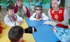 День родного языка в Ермолаевской библиотеке