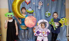 Космическая вечеринка «Галактика хорошего настроения» в Южной библиотеке