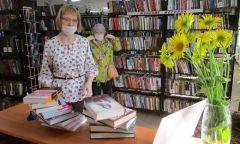 Акция к Общероссийскому дню библиотек