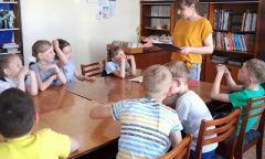 Познавательный час ко Дню семьи вИгринской детской библиотеке