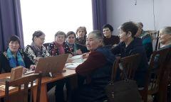Единый день литературы Малопургинского района в Дебесской библиотеке
