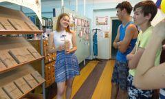 Выставка-сюрприз «Книги вслепую» вИталмасовской сельской библиотеке