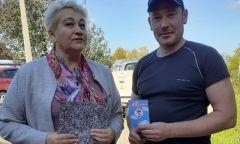 Акция «Жизнь без вредных привычек» вКрасногорском