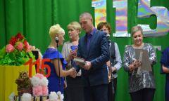 Торжественно мероприятие 115-летию Красногорской районной библиотеки