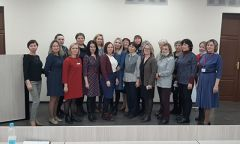 ХII региональная научно-практическая конференции ГГПИ им. В. Г. Короленко