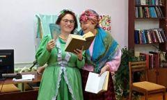 Акция «Ночь искусств» в Красногорской районной библиотеке