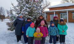 Новогодние каникулы в библиотеках Граховского района