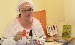 Участие детской библиотеки впроведении краеведческой игры «Мыживем вУдмуртии»