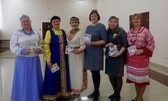 Международный день родного языка вСюмсинской районной библиотеке