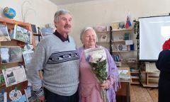 Презентация книги «Ильинск – наша малая родина» Л. Шушковой в Алнашской библиотеке