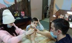 «Уют-компания» библиотеки «Растишка» отправилась в музей «Иднакар»