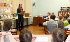 Литературный час «В команде с Тимуром» дляучеников физико-математического лицея