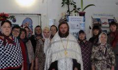 Первое занятие православного клуба «Светочъ»