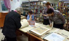 Вечер воспоминаний ветеранов комсомола вДебесской библиотеке