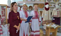 Открытие выставки Кезского районного дома ремесел «Уйпал крезьгуръес»
