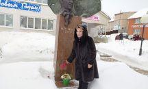 День памяти  Кузебая Герда в Вавожской библиотеке