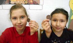 Мероприятие «О чем молчат старинные монеты»