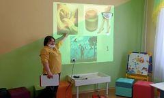 Оздоровительный заезд в  центр социального обслуживания населения с. Грахово