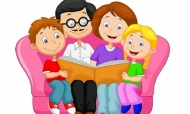Виртуальная выставка «Семейное чтение»